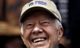 Jimmy Carter / Bild: REUTERS