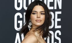 Kendall Jenner am Sonntagabend bei den Golden Globes / Bild: (c) imago/Future Image (Regina Wagner)