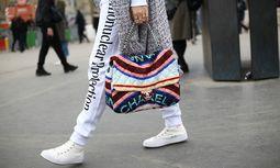 Veronika Heilbrunner Founder of Hey Woman arriving at the Chanel show during Paris Fashion Week / Bild: (c) imago/Runway Manhattan (Valentina Ranieri)