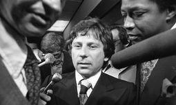 Roman Polanski, 1977 / Bild: Reuters