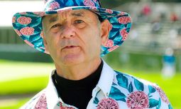 Bill Murray: Mime, Musiker und Modemacher.  / Bild: William Murray Golf