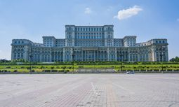 Parlamentspalast in Bukarest / Bild: Imago