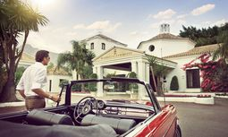 Der berühmte Marbella Club / Bild: Leading Hotels of the World