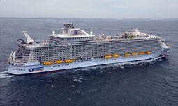 FRANCE-ITALY-SWITZERLAND-INDUSTRY-SHIPYARD-TOURISM / Bild: Royal Caribbean International