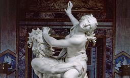 "Bewegt. Die Gruppe ""Der Raub der Proserpina"" von Gian Lorenzo Bernini. / Bild: (c) Ministero dei Beni Culturali"