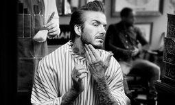 David Beckham steigt ins Beautybusiness ein.  / Bild: Instagram/@davidebeckham
