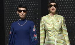 Foto IPP Matteo Rossetti Milano 20 09 2017 Milano Fashion Week nella foto Fashion Street street sty / Bild: (c) imago/Italy Photo Press