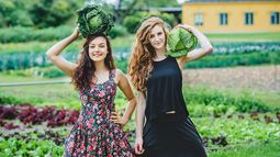 Theresa Imre und Anna Zora / Bild: Anna Zora