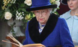Queen Elizabeth II möchte man bei der royalen Hochzeit sicher nicht verärgern.  / Bild: (c) imago/i Images (ROTA / i-Images)