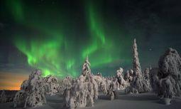 Es muss einem kein Polarlicht aufgehen, um das nördliche Lappland schön zu finden. / Bild: (c) Visit Finnland