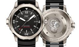 """IWC Schaffhausen """"Aquatimer Automatic 2000 Edition 35 Years Ocean 2000""""  (Ref. IW329101) / Bild: (c) Beigestellt"""