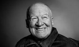 Wilfried (1950–2017).  / Bild: (c) Astrid Knie