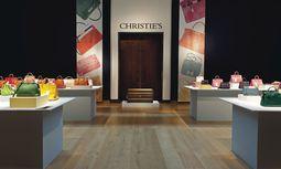 Vintage-Handtaschen bei Christie's / Bild: beigestellt