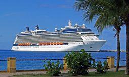 Dec 17 2011 St Croix United States Virgin Islands USA The Celebrity Silhouette the fourth / Bild: (c) imago/ZUMA Press (imago stock&people)