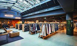 Das Zalando-Outlet in Köln wurde mit einem Designpreis ausgezeichnet.  / Bild: Zalando Outlet Cologne