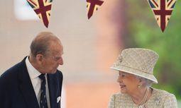 Prinz Philip mit Königin Elizabeth / Bild: Reuters