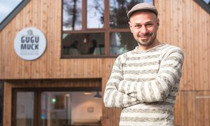 Züchter. Andreas Gugumuck ist in Rothneusiedl aufgewachsen.