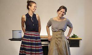 Die beiden Gründerinnen Philippa Erlacher(links) und Margherita Putze(rechts)