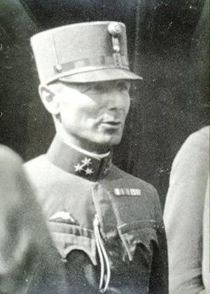 Hauptmann Edwi Liwa