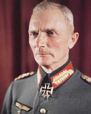 Fedor von Bock (1880-1945)