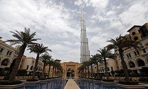 Ich bin dann mal weg... Vereinigte Arabische Emirate