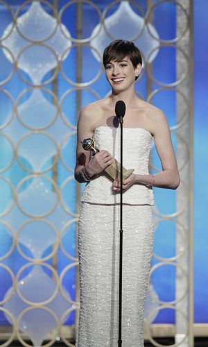 Beste Komödien/Musical-Darstellerin: Anne Hathaway