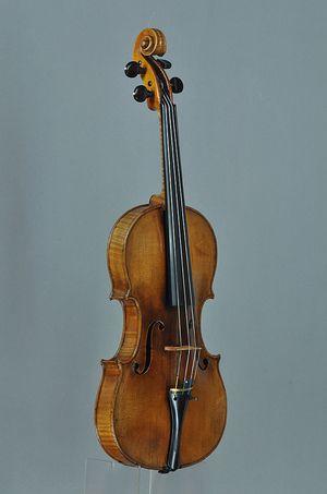 Mozarts Costa-Geige
