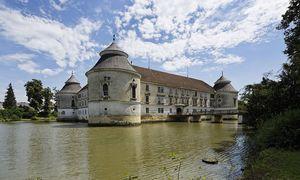Wasserschloss Aistersheim (Archivbild aus dem Jahr 2012)
