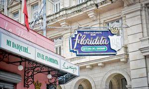 Das Floridita, eine der bekanntesten Bars weltweit, nicht nur wegen Stammgast Ernest Hemingway.