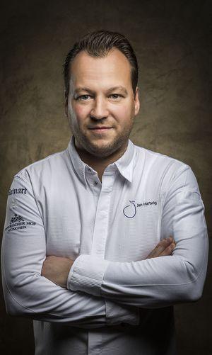 Jan Hartwig vom Restaurant Atelier in München
