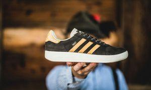 Prost: Der neue Adidas-Sneakers ist für trinkfreudige Schuhliebhaber designt worden.