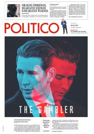 Cover von Politico
