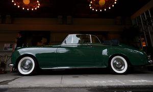 Das Oldtimer-Cabrio vom Typ Silver Cloud II bekam Elizabeth Taylor 1960 geschenkt.