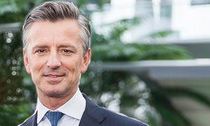 Werner G. Zenz, Vorstandssprecher des Salzburger Bankhauses Spängler.