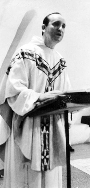Archivbild: Jorge Mario Bergoglio
