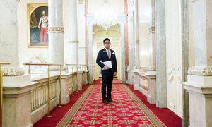 Kevin Chang: Kein Hotelwissen. Trotzdem beworben.