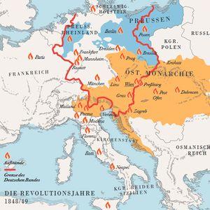 Das Umsturzjahr 1848