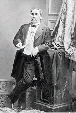 August Zang, der geborene Verleger