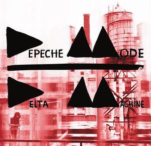 Cover von ''Delta Machine''