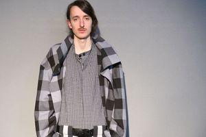 Yohji Yamamoto. Japanischer Chic von der Prager Modestudentin Michaela Čapková.