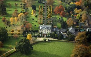 Prinz Charles' Anwesen in Gloucestershire.