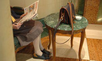 Pensionistin / Bild: Clemens Fabry
