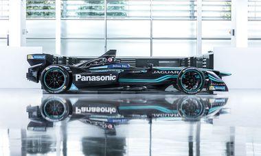 Formel E Jaguar I-Type