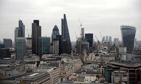 Skyline von London / Bild: (c) REUTERS (Neil Hall)