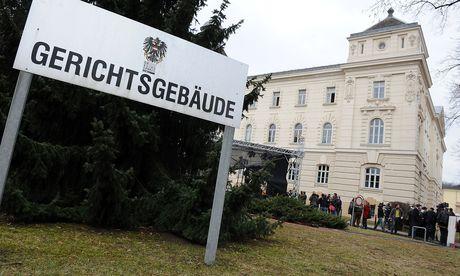 Archivbild: Landesgericht St. Pölten / Bild: Clemens Fabry / Die Presse