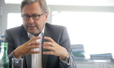 Alexander Wrabetz / Bild: (c) Clemens Fabry (Die Presse)