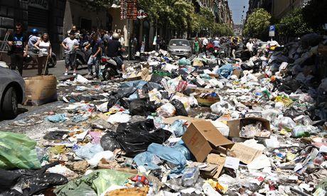 Müll beschert gute Einnahmen / Bild: (c) REUTERS (STRINGER Italy)