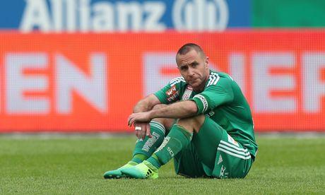 Die Derby-Niederlage gilt es am Mittwoch zu vergessen.  / Bild: (c) GEPA pictures