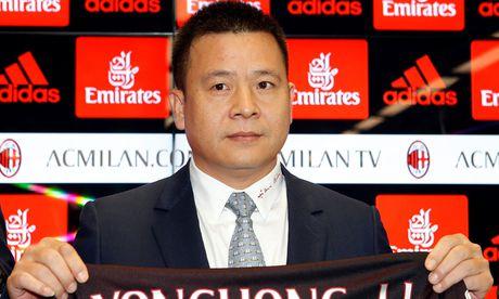 Yonghong Li hat den AC Milan übernommen / Bild: REUTERS