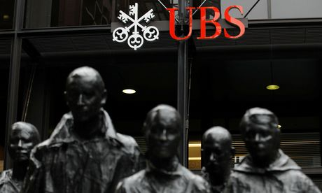 Kerngeschäft der UBS blüht / Bild: REUTERS
